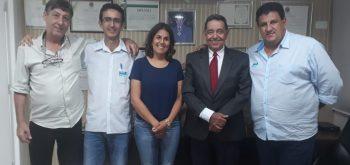 Foi carimbada uma emenda no valor de R$ 150.000,00 para custeio do Hospital Municipal Santa Rosa!