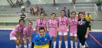 1º  Liga dos Campeões da Escolinha de Futsal de Santa Rosa!
