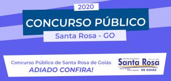 Concurso Público 001/2020 – Adiado