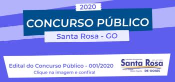 Concurso Público 001/2020
