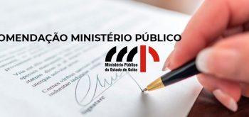 Recomendação Ministério Público